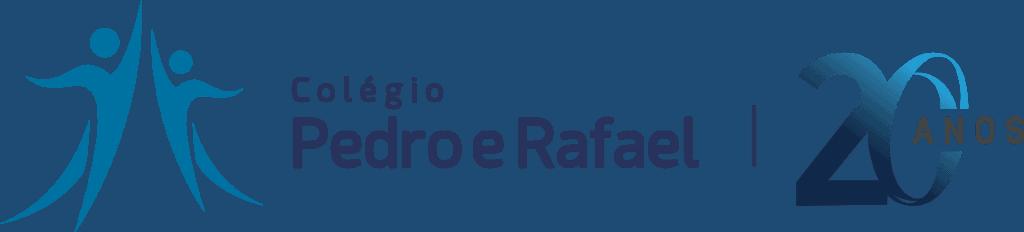Logo Colégio Pedro e Rafael - CPR